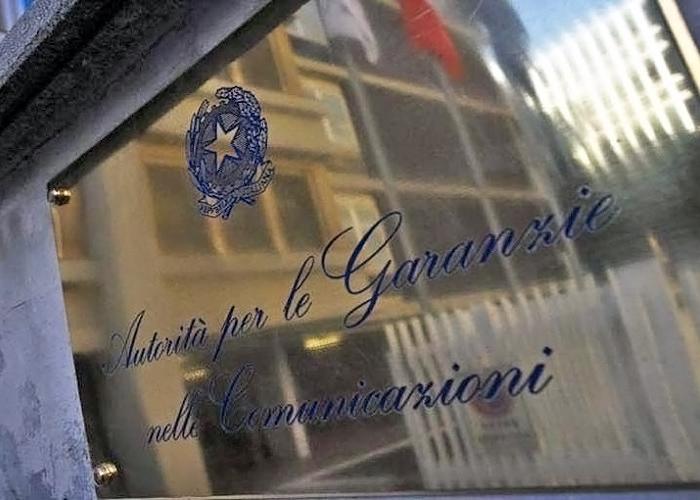 Agcom ha due sedi a Napoli e a Roma
