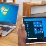 La schermata che annuncia la fine di qualsiasi tipo di supporto per Windows 7