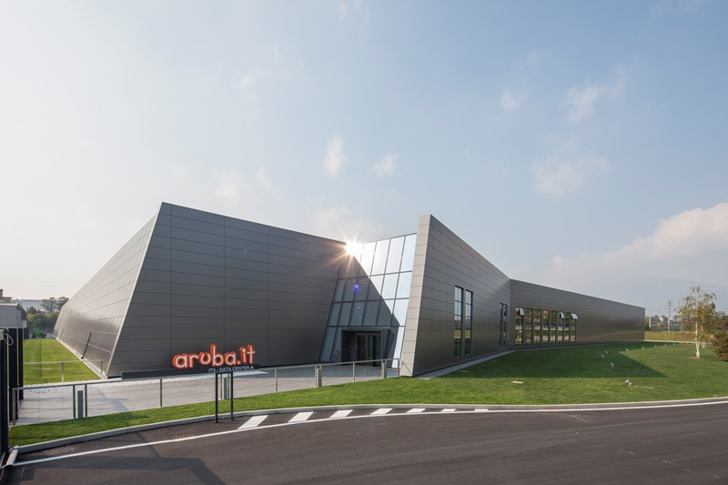 Global Cloud Data Center Aruba Enterprise