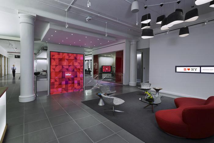 Infor - gli uffici della sede centrale di New York