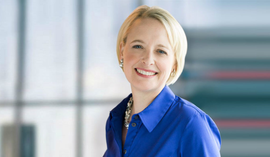 Julie Sweet, chief executive officer di Accenture
