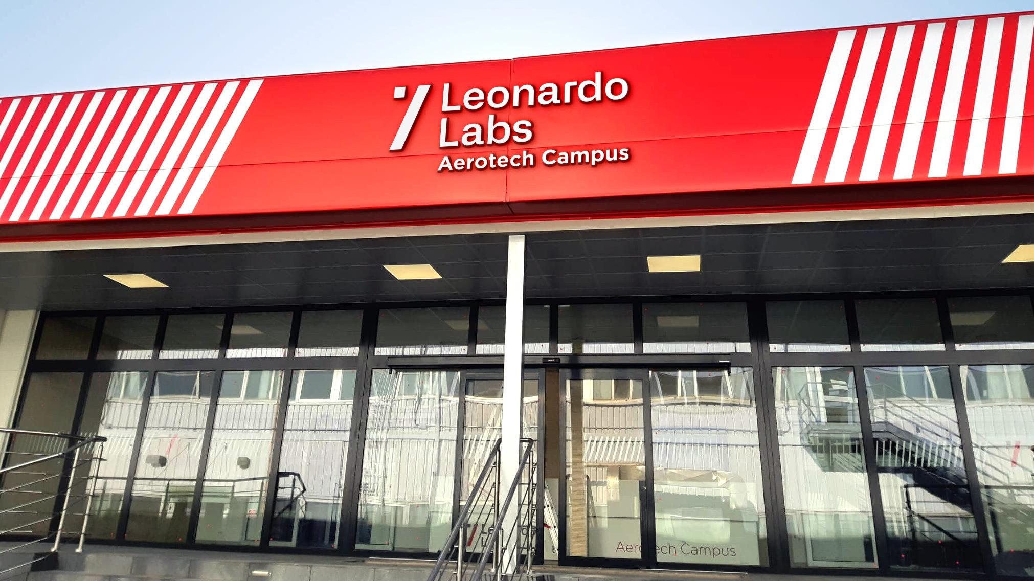 Leonardo - AeortechCampus