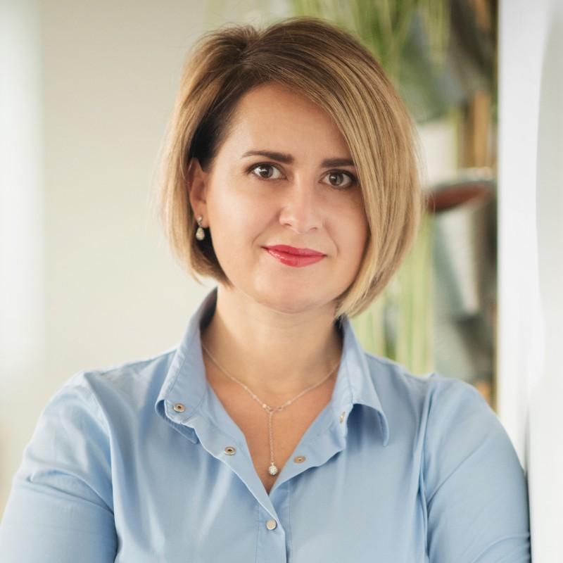 Camila NIEKRASZEWICZ, country manager di Comarch