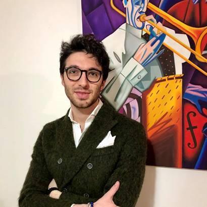 Mattia Nanetti, co-founder, Coo e Cmo di Wenda