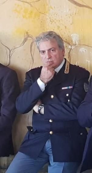 Salvatore La Barbera, dirigente del compartimento Polizia Postale e delle comunicazioni per la Lombardia