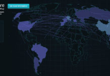 Live Threat Map