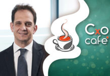 Matteo Passera, digital & business transformation director di Roche Diagnostics al CxO Cafè