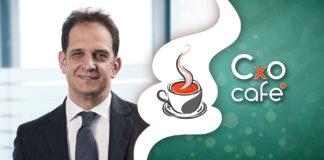 Matteo Passera, digital & business transformation director di Roche Diagnostics al CxO Cafè
