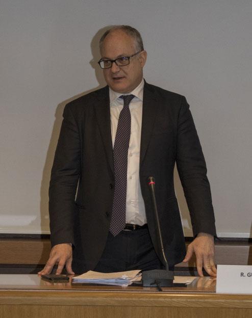 Roberto Gualtieri, Ministro dell'Economia e delle Finanze