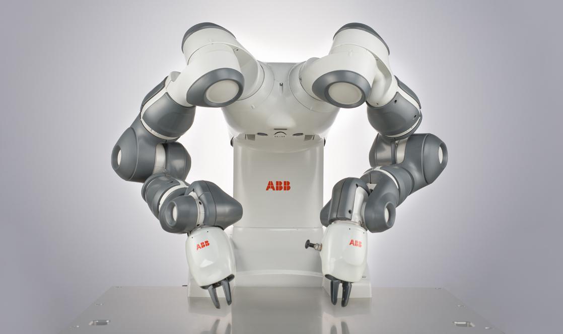Abb - Il robot collaborativo YuMi nel progetto 5G con Ericsson