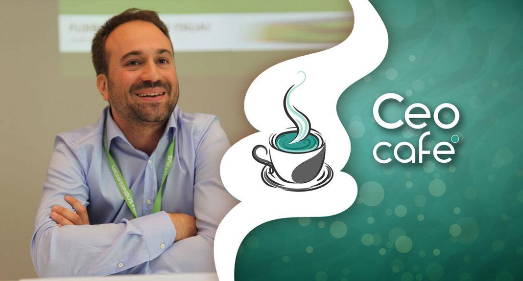 Andrea Incondi, managing director di FlixBus Italia al Ceo Cafè