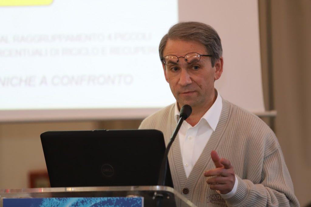 Fabio Bignotti, professore associato di Scienza e Tecnologia dei Materiali Università di Brescia