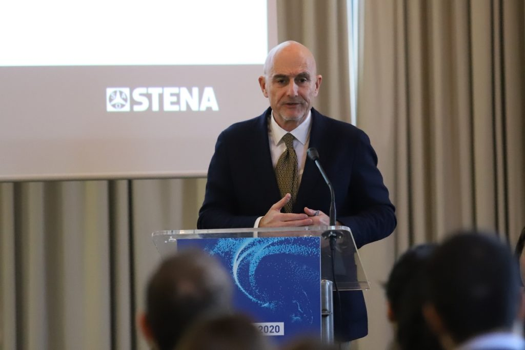 Giuseppe Piardi - Managing director Stena Recycling