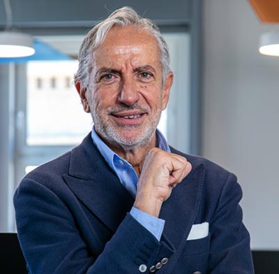 Paolo Fiorentino, amministratore delegato di Banca Progetto