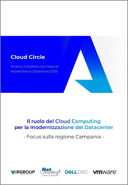 Il ruolo del Cloud Computing per la modernizzazione del Datacenter