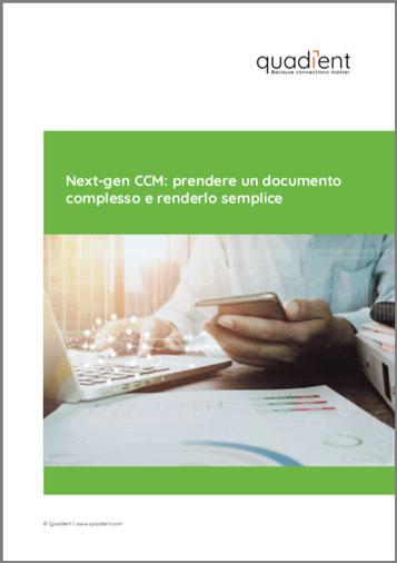 Next-gen CCM