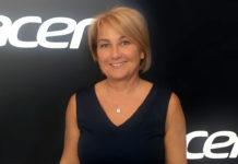 Tiziana Ena, product business unit manager & marketing manager (Italy and Greece) di Acer