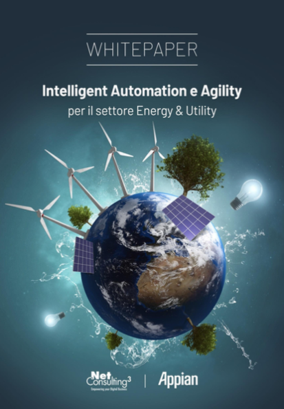 Intelligent Automation e Agility per il settore Energy-Utility