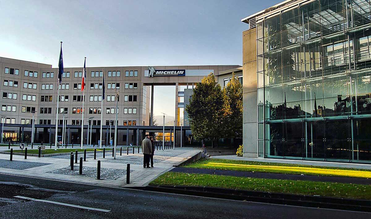 Sede Michelin a Clermont-Ferrand, Francia