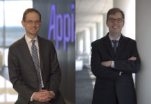 Matt Calkins, Ceo di Appian e Michael Beckley, Cto di Appian