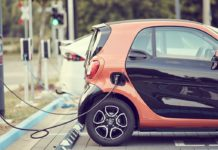 Auto elettrica Nev New Energy Vehicles