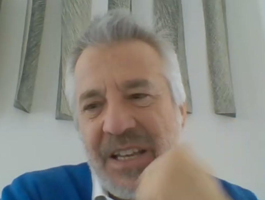 Giuseppe Bellia, amministratore delegato di Erptech