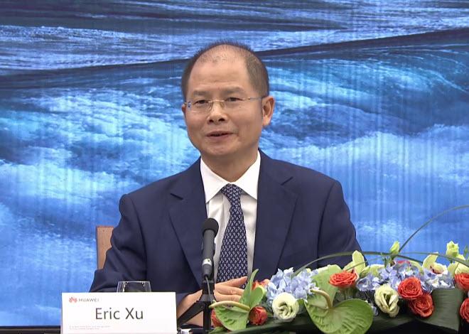 Eric Xu, presidente di Huawei