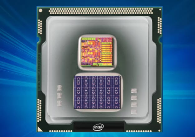 Intel Loihi - Chip neuromorfico