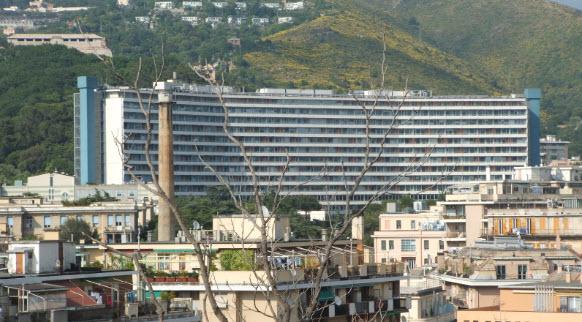 La soluzione Italtel è già stata testata presso l'Ospedale S. Martino di Genova