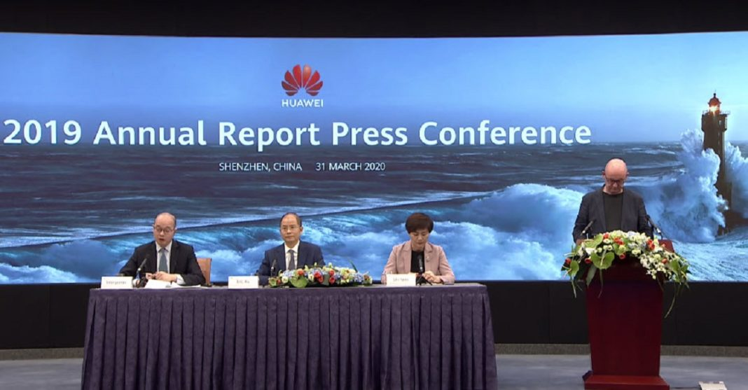 Press Annual Conference Huawei