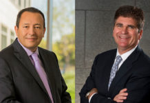 Ayman Sayed, Ceo di Bmc e Chris O'Malley, Ceo di Compuware