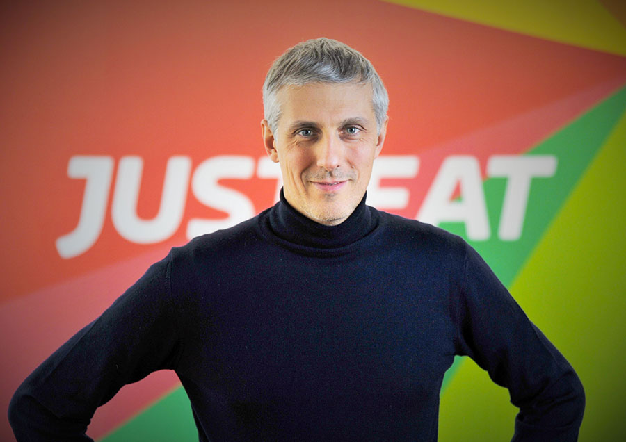 Daniele Contini, Country Manager Just Eat in Italia
