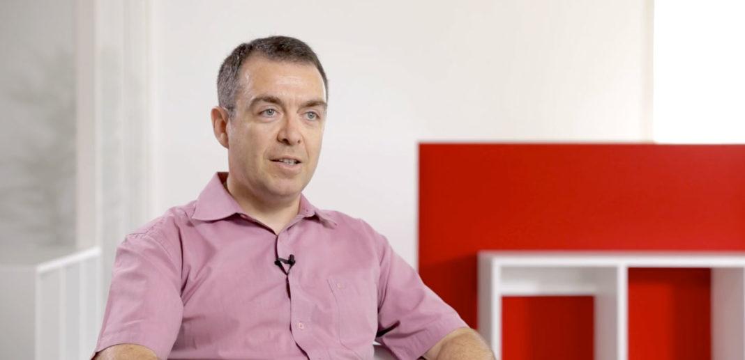 Julien Martino, Solution Manager - Ecosystems Integration di Michelin