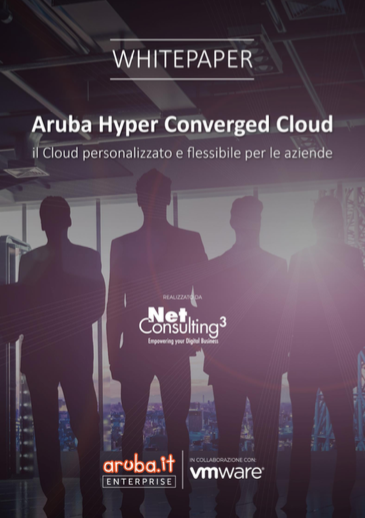 Aruba Hyper Converged Cloud