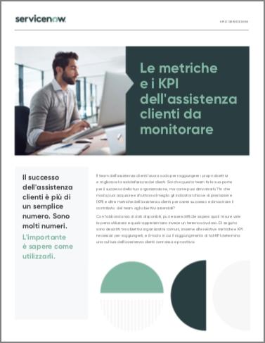 ServiceNow - Le metriche e i KPI dell