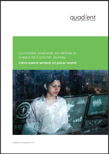 Mappare la Customer Journey per una CX ottimizzataMappare la Customer Journey per una CX ottimizzata