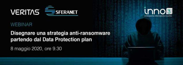 Disegnare una strategia anti-ransomware partendo dal Data Protection plan