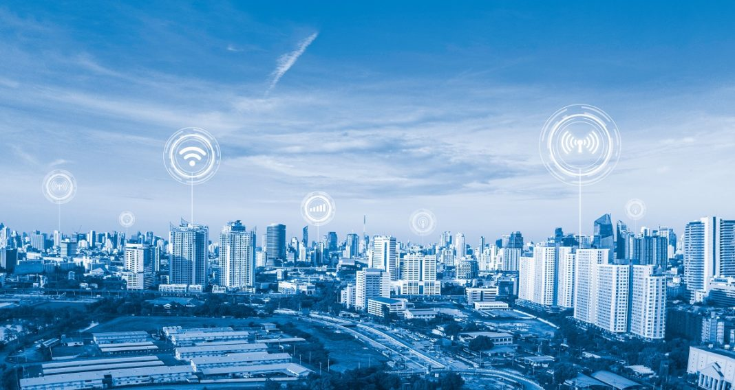 Wireless, IoT, IioT, Smart City