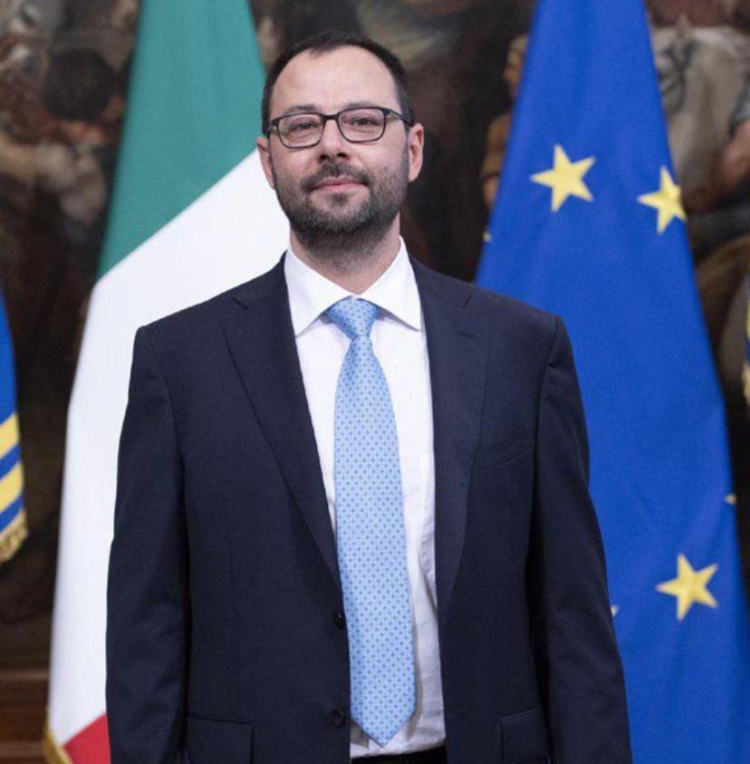 Ministro Stefano Patuanelli