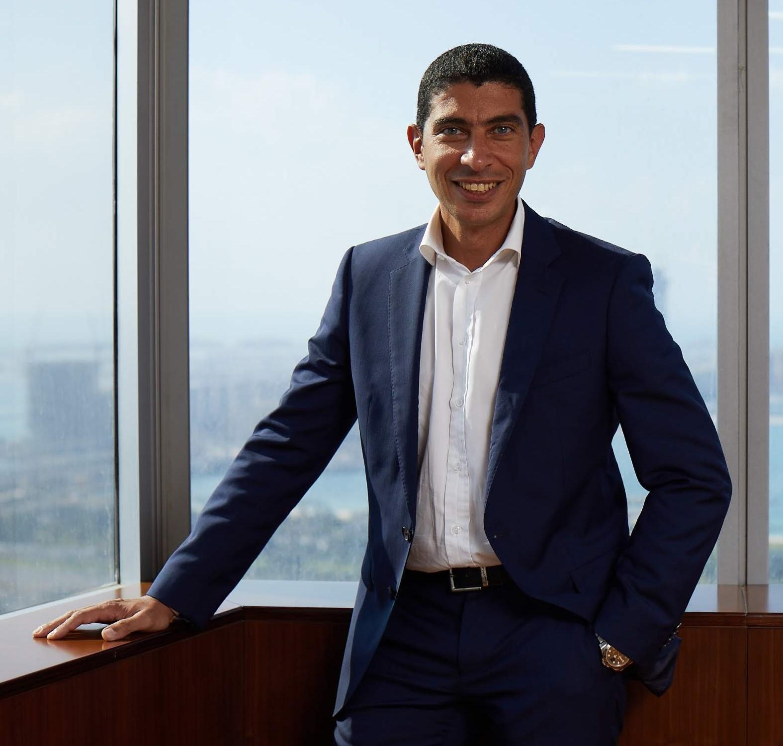 Sherif Rizkalla CEO di SUPERNAP Italia