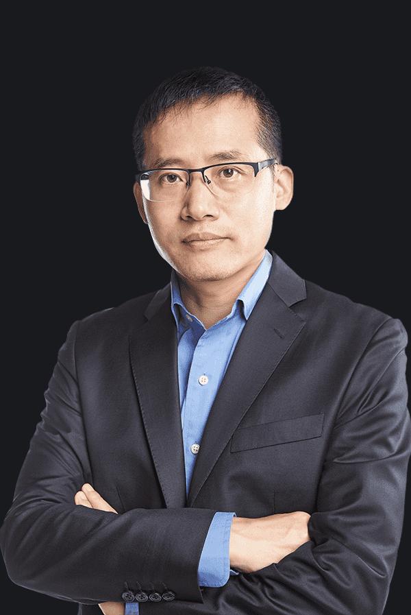 Janfeng Zhang, CTO Alibaba Cloud