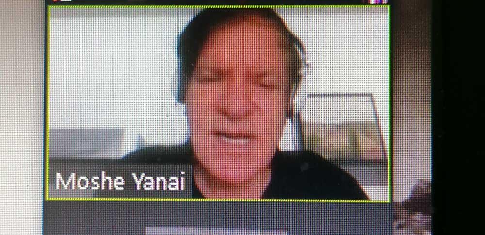 Moshe Yanai, Ceo di infinidat