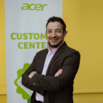 Diego Sala,Service Manager di Acer Italy