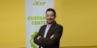 Diego Sala, Service Manager di Acer Italy
