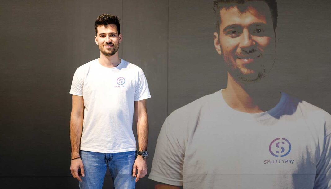 Matteo Anthony Destantini, founder di Splittypay