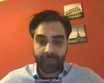 Giovanni Alfieri, lead solution consultant di Salesforce