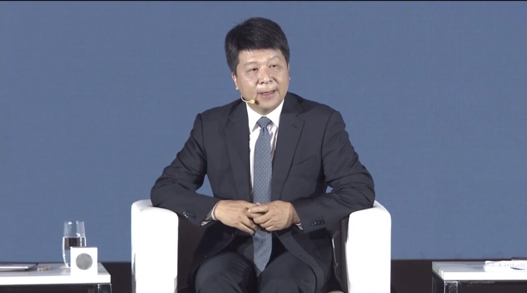 Guo Ping, Ceo a rotazione di Huawei Technologies