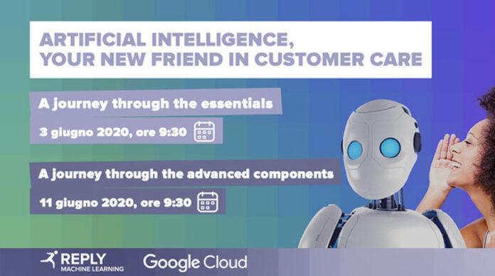 Webinar Machine Learning Reply e Google Cloud