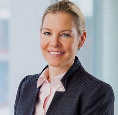 Keri Gilder, chief executive officer di Colt Technology