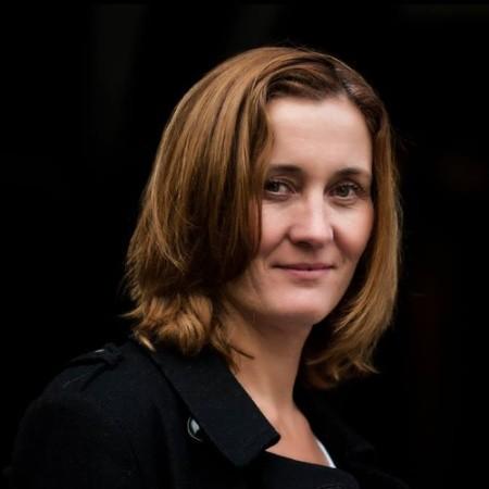 Martine Vriens, Co-founder e legal adviser Stop5Gnl